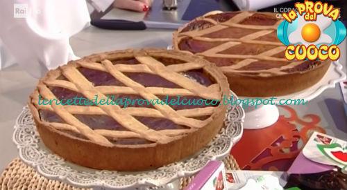 Pastiera classica e al cioccolato ricetta De Riso da Prova del Cuoco