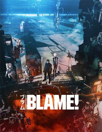 Ver Blame! (2017) Online