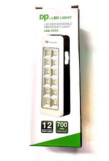 lampada emergenza led 7072