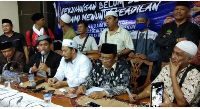 Soal Pembubaran HTI, Presidium Alumni 212: Ini Penggembosan terhadap Ormas Islam.