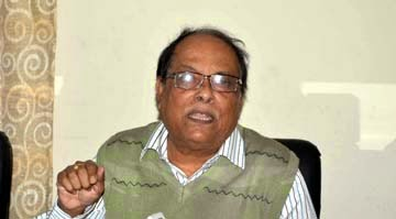Asok Bhattacharya fears Centre may createt Gorkhaland with Article 3 of the Indian Constitution