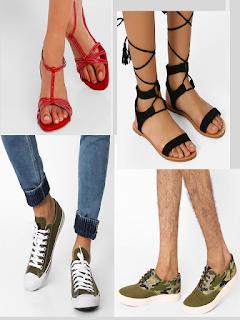 Shopperstop Offer Get upto 60% off on Footwears