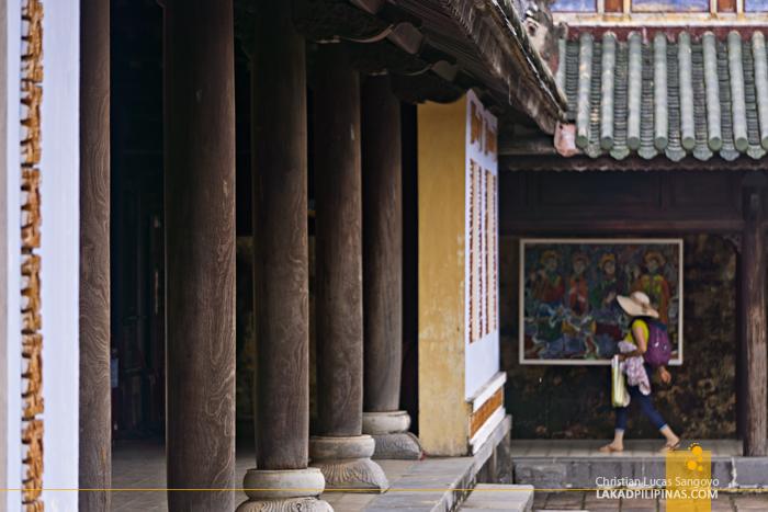 Imperial Citadel Hue Vietnam