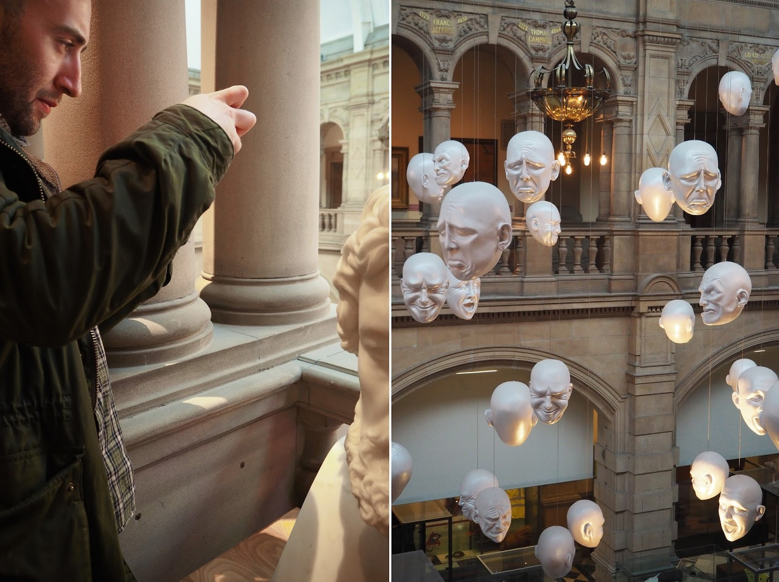 Things to see at the Kelvingrove Museum