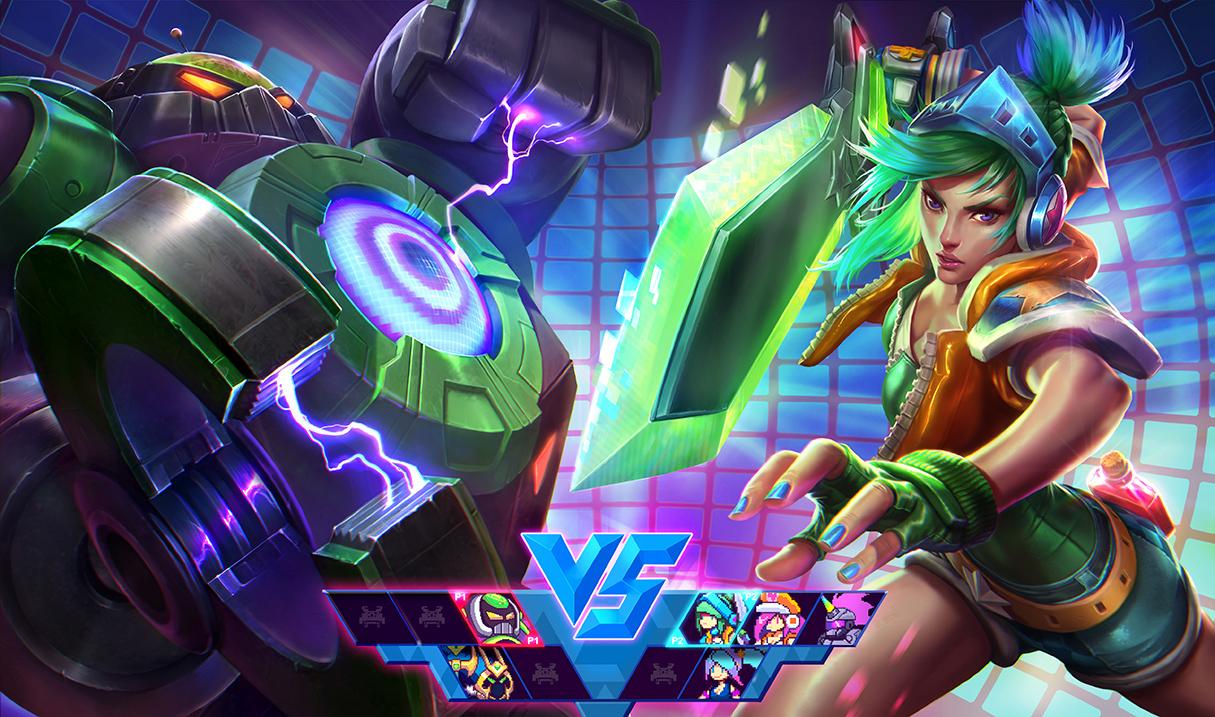 Surrender At 20: 8/10 PBE Update: Arcade Riven & Battle