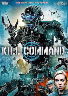 Kill Command 2016 movie Poster