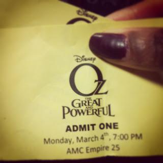 Disney Oz