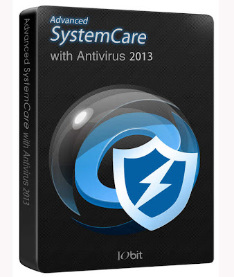 IObit Advanced System Care with Antivirus 2013