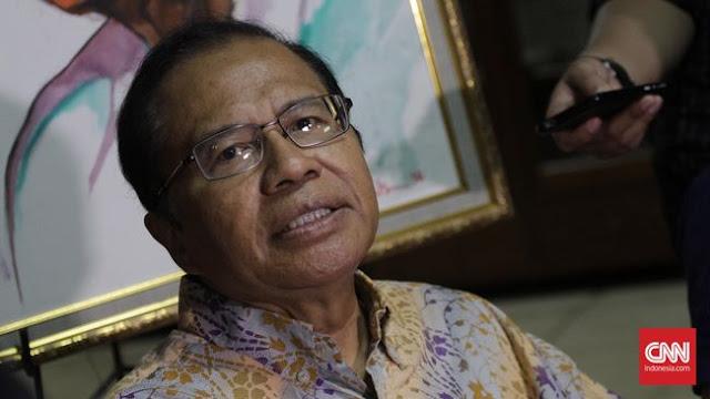 Rizal Ramli  Bilang Sri Mulyani 'Salah Asuh' Utang