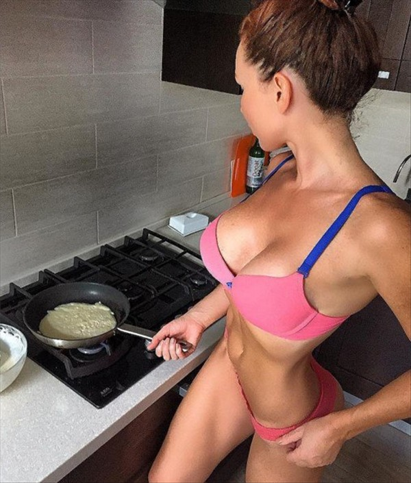 fitness girl Mariana D Lors