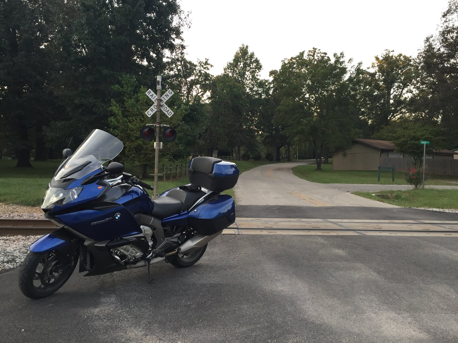 ARKANSAS 2016 8500 kms