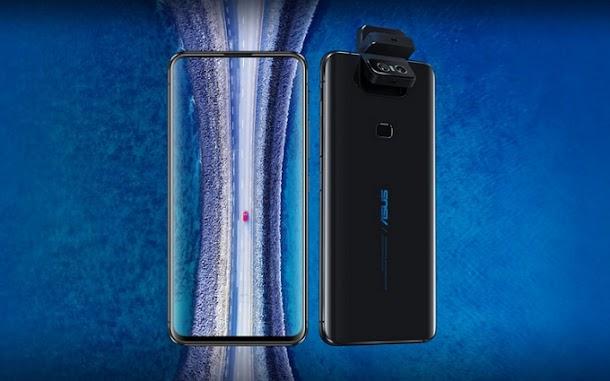 ASUS Zenfone 6 Resmi Dirilis dengan Desain Flip Camera