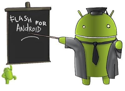 beginilah cara flash android anda sendiri yang bisa anda lakukan di rumah anda sendiri