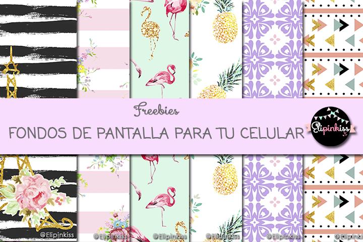 Fondos De Pantalla Para Celulares Android Y Iphone 2018: ELIPINKISS: FONDOS DE PANTALLA PARA CELULAR PARA CHICAS