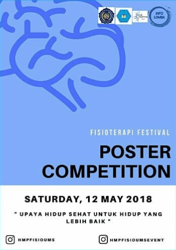 Lomba Poster & LKTI Competition SMA Sederajat