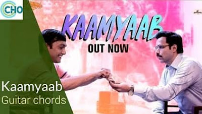 KAAMYAAB Guitar Chords Accurate | Cheat India