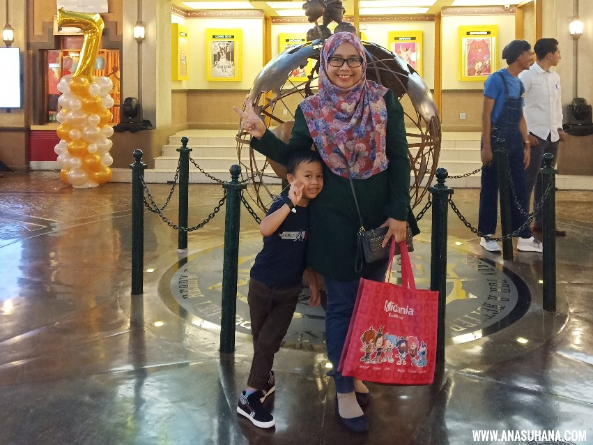 KidZania 7th Bubbly Anniversary