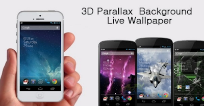 3D Parallax Background v1.41 APK Premium For Android