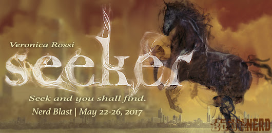 Seeker by Veronica Rossi Giveaway
