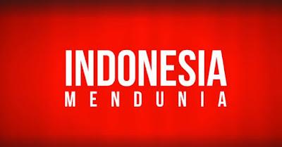 Lirik - Indonesia Mendunia - Bagus NTRL ft. APP-ID