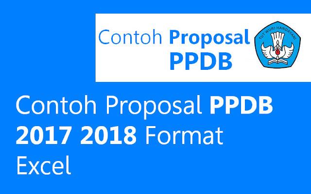 Contoh Proposal PPDB