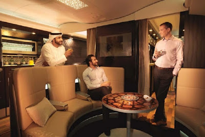 The Residence on Etihad A380