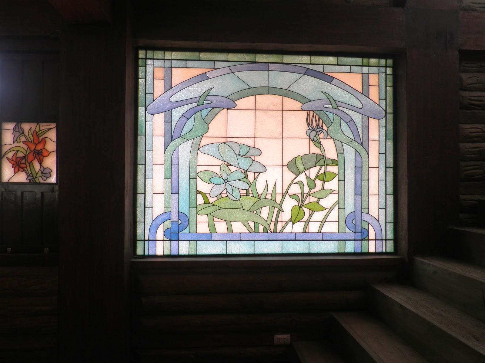 Fresh Dekora Glass Art |Stained Glass ( Fiberglass Art) |Etched Glass  QZ44