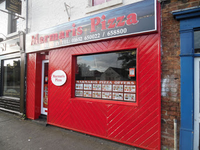 Marmaris Pizza, on Wrawby Street, Brigg