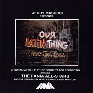 fania  stars our latin thing