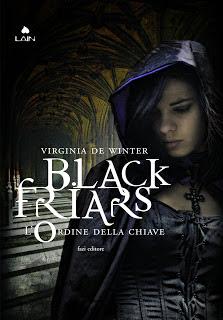copertina Ordine chiave black friars