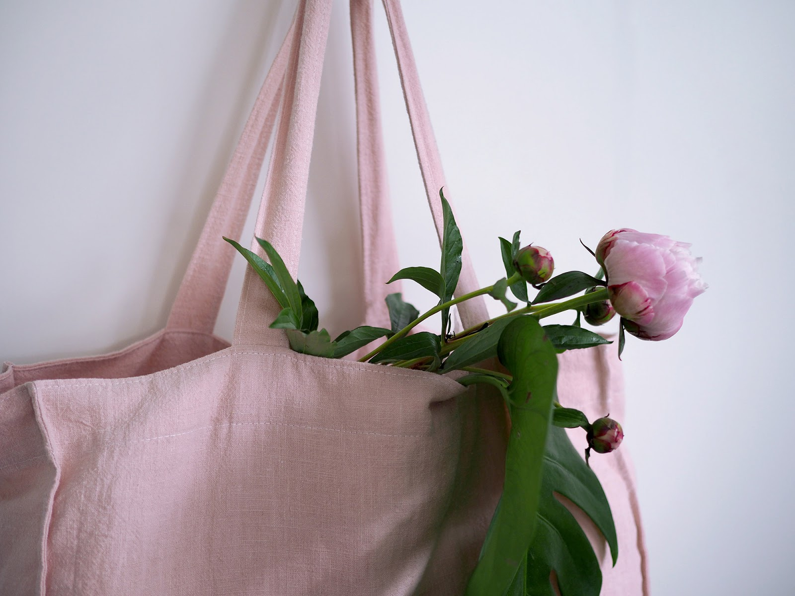 Gagnez le patron et le tissu pour coudre votre mom-bag !