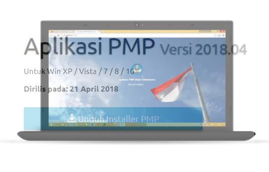 Download Aplikasi Pemetaan PMP 2018