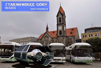 Tarnowskie Góry - rynek TIE fighter