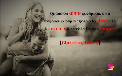 Citation amour avec Christian Bobin
