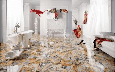 Motif keramik lantai 4