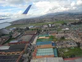 Imagen de un polígono empresarial en Bogotá