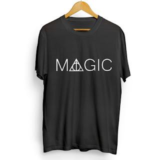 koszulka Magic - insygnia