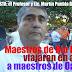 Maestros de Río Bravo, viajaran en apoyo a Magisterio de Oaxaca