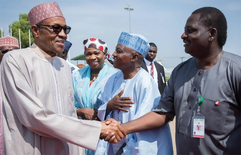 Buhari went to London to rest, not for treatment - Presidency