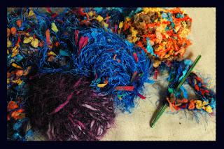 embellishment yarn