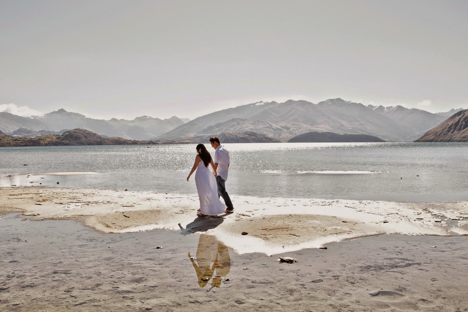 Wanaka Engagement New Zealand
