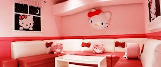 Gambar Ruangan Hello Kitty yang Indah 2