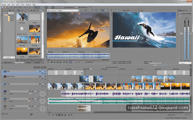 sony vegas 32 bit free download