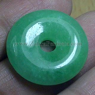 Liontine Batu Giok Jadeite Jade - ZP 969