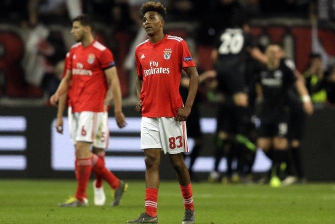 Blog Benfica Gedson Fernandes