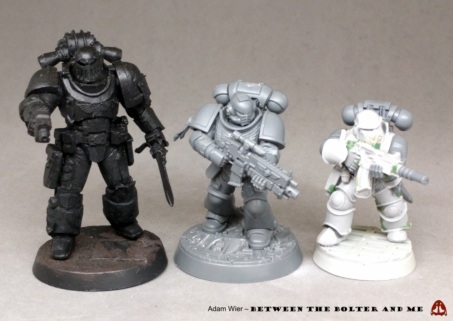 Between the Bolter and Me: Primaris Space Marines: First Impressions