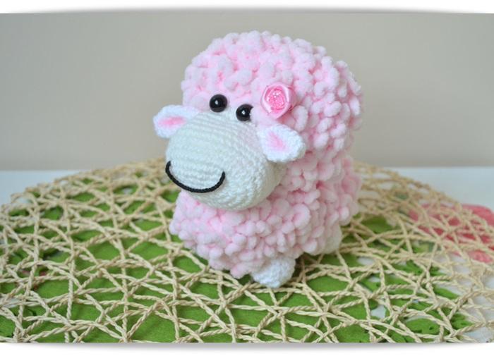 Amigurumi Kuzu Yapımı 🐑🐑|Amigurumi Sheep Tutorial | Part 1 ... | 505x700