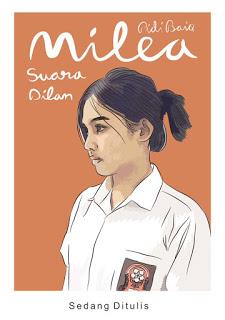 Review novel : Dilan, dia adalah Dilanku tahun 1991 ...