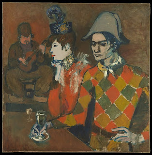 """""""At the Lapin Agile"""", Pablo Picasso"""