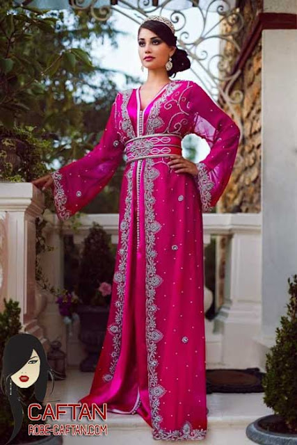 Caftan marocain haute couture ranya